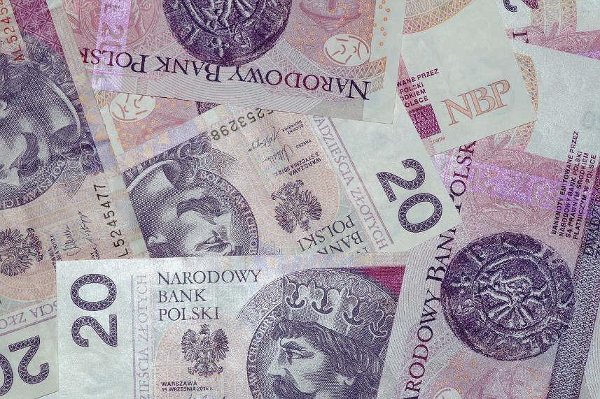 banknoty dwudziestozłotowe