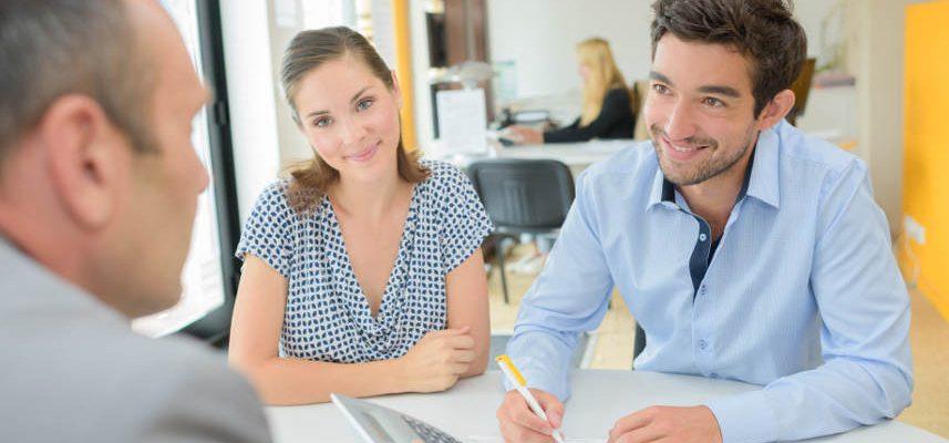 małżeństwo szukające pożyczki