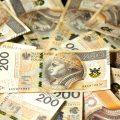 banknoty 200 zł