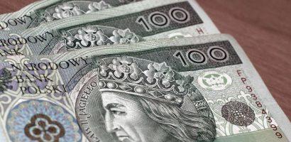polskie banknoty 100 zł